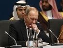 Tổng thống Putin than phiền chuyện thiếu ngủ