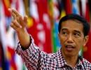 """Tổng thống Indonesia thăm quần đảo Natuna đang bị Trung Quốc """"nhòm ngó"""""""