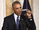 Tổng thống Obama: Mỹ không thể một mình đảm bảo an ninh toàn cầu