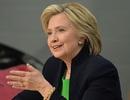 """Bà Hillary Clinton hoan nghênh phán quyết về """"đường chín đoạn"""""""