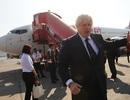 Máy bay chở tân Ngoại trưởng Anh hạ cánh khẩn cấp vì trục trặc kỹ thuật