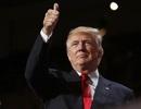 Donald Trump cam kết đưa đảng Cộng hòa trở lại Nhà Trắng