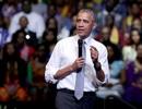 Các thủ lĩnh trẻ châu Phi hát chúc mừng sinh nhật Tổng thống Obama
