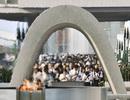 Nhật Bản tưởng niệm 71 năm thảm họa hạt nhân Hiroshima