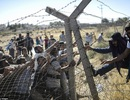 Thổ Nhĩ Kỳ xây tường dọc biên giới với Syria