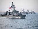 """Iran áp sát """"không an toàn"""" tàu quân sự Mỹ ở eo biển Hormuz"""