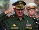 Bộ trưởng Quốc phòng Nga đến Crimea thị sát tập trận