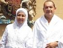 Đại sứ Anh cải đạo sang Hồi giáo, hành hương về thánh địa