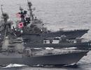 Mỹ - Nhật ký thỏa thuận hợp tác quân sự giữa lúc căng thẳng với Trung Quốc