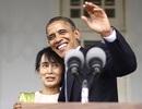 Mỹ dỡ bỏ lệnh trừng phạt Myanmar
