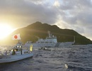 Nhật Bản tăng cường tàu tuần tra đối phó Trung Quốc