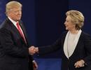 Tranh luận Trump - Clinton thu hút hơn 120 triệu người xem trực tuyến