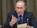 """Tổng thống Putin phê chuẩn thoả thuận sử dụng """"vô thời hạn"""" căn cứ ở Syria"""