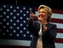 Bà Clinton dẫn trước đối thủ Trump 11 điểm