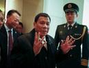 Ông Duterte nói Biển Đông không nằm trong chương trình nghị sự tại Trung Quốc