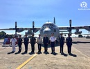 Mỹ bàn giao máy bay vận tải quân sự C-130 cho Philippines