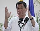 Tổng thống Philippines hứa trước Chúa sẽ ngừng chửi thề