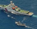 Philippines nói tàu Trung Quốc đã rời khỏi bãi cạn Scarborough