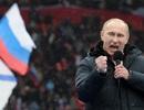 Tổng thống Putin ký luật đình chỉ thỏa thuận hạt nhân với Mỹ