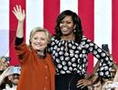 """Bà Clinton """"trải thảm đỏ"""" mời đệ nhất phu nhân Mỹ vào nội các nếu đắc cử"""