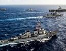 Mỹ, Nhật Bản sắp tập trận chung ở Thái Bình Dương