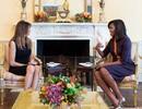 Bà Michelle Obama lần đầu tiếp phu nhân Tổng thống đắc cử Trump