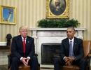 Ngôn ngữ cơ thể tiết lộ điều gì trong cuộc gặp Trump - Obama?