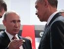 Tổng thống Nga, Mỹ trao đổi chóng vánh tại APEC