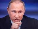 """Tổng thống Putin cảnh báo sa thải quan chức làm nghề """"tay trái"""""""