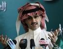 Hoàng tử Ả rập Xê út đòi quyền lái xe cho phụ nữ