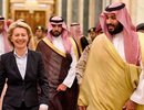 Bộ trưởng Đức gây tranh cãi vì từ chối đội khăn trùm đầu khi thăm Ả-rập Xê-út
