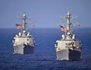 Đô đốc Mỹ: Washington sẵn sàng đương đầu với Trung Quốc ở Biển Đông