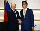 Ẩn ý đằng sau món quà Thủ tướng Nhật Bản tặng Tổng thống Putin