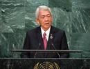 Philippines tạm gác tranh chấp Biển Đông với Trung Quốc