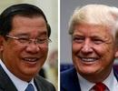 Thủ tướng Hun Sen đề nghị ông Trump xóa nợ 300 triệu USD cho Campuchia