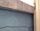 Bức xúc vì móng lún, nhà nghiêng, tường nứt toác!
