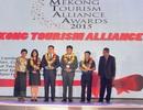 VQG Phong Nha – Kẻ Bàng giành giải thưởng Du lịch Quốc tế Mê Kông