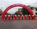 Thông xe dự án mở rộng Quốc lộ 1 đoạn qua tỉnh Quảng Bình