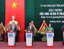 Quảng Bình: Chính thức khai trương Cổng thông tin điện tử
