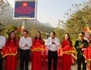 Khánh thành Cụm Thông tin đối ngoại Cửa khẩu Quốc tế Cha Lo
