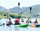 Quảng Bình: Khai trương trung tâm thể thao dưới nước phục vụ khách du lịch