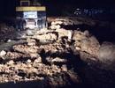 Trắng đêm thông tuyến đường bị ngập lụt, sạt lở