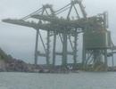 3 giàn cẩu của Formosa mắc kẹt tại Quảng Bình sẽ được đưa về Trung Quốc sửa chữa