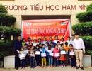Học bổng Grobest mang niềm vui đến với học sinh nghèo Quảng Bình