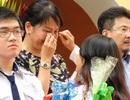 Thổn thức những lời tri ân của học trò lớp 12