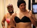 Bơm ngực để trải nghiệm cảm giác làm phụ nữ trong 24 giờ
