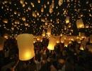 Thái Lan cấm thả đèn lồng trước 9 giờ tối vì lo vấn đề hàng không