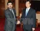 Quốc vương Oman mời Thủ tướng Nguyễn Tấn Dũng thăm chính thức
