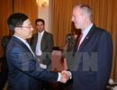 Phó Thủ tướng Phạm Bình Minh tiếp Đại sứ Hoa Kỳ Ted Osius