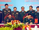 Việt Nam-Campuchia: Tăng cường hợp tác quốc phòng